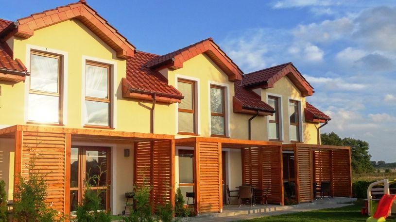 domki nad morzem 4-6 osobowe standard plus